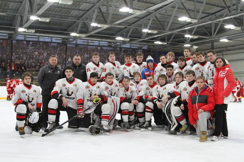 Главный тренер команды Трактор 1998 года рождения Владимир Глинкин рассказал в интервью 74hockey.ru о финале чемпионата России.