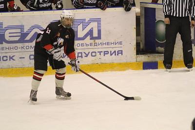 Трактор-1998 (Челябинск) - Югра-1998 (Ханты-Мансийск) 5:3. 7 декабря 2013