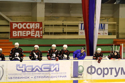 Трактор-1999 (Челябинск) - Газовик-1999 (Тюмень) 6:2. 5 января 2013