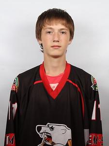 Иван Севанькаев. Номер 9. Нападающий