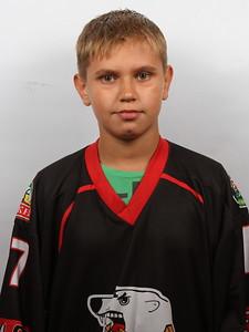 Никита Золотарев. Номер 29. Вратарь