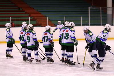 Трактор-1999 (Челябинск) - Салават Юлаев-1999 (Уфа) 9:3. 13 октября 2012