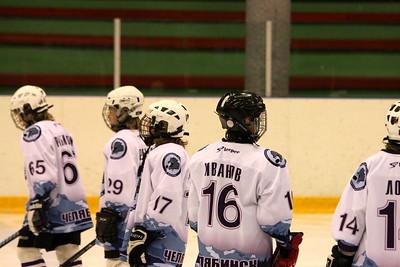 Трактор-1999 (Челябинск) - Школа Макарова-1999 (Челябинск) 9:2. 16 октября 2011