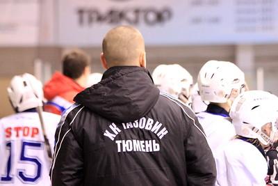 Трактор-1999 (Челябинск) - Газовик-1999 (Тюмень) 7:6. 21 января 2012