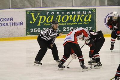Трактор-1999 (Челябинск) - Авангард-1999 (Омск) 8:2. 2 марта 2014