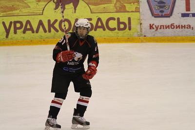 Трактор-1999 (Челябинск) - Металлург-1999 (Магнитогорск) 8:3. 9 февраля 2014