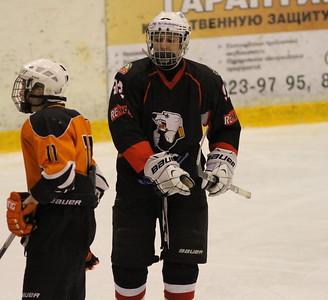 Трактор-1999 (Челябинск) - Молот-1999 (Пермь) 17:2. 10 ноября 2013