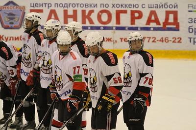 Трактор-1999 (Челябинск) - Белые Медведи-1999 (Челябинск) 3:3. 6 августа 2015