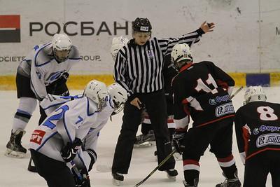 Трактор-1999 (Челябинск) - Мечел-1999 (Челябинск) 6:0. 26 декабря 2015