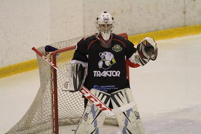 Предварительный рейтинг хоккейных вратарей 1999-го года рождения региона Урал-Западная Сибирь (март 2015).