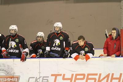 Трактор-1999 (Челябинск) - Металлург-1999 (Магнитогорск) 3:2 Б. 24 января 2016