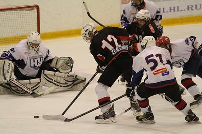 Команда Трактор 1999-го года рождения дважды обыграла Южный Урал из Орска в чемпионате России.