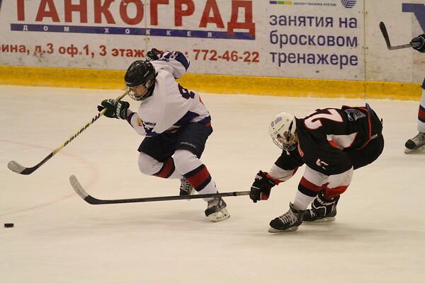 Трактор-1999 (Челябинск) - Южный Урал-2000 (Орск) 3:2 ОТ. 20 сентября 2015