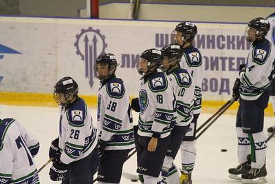 Трактор-1999 (Челябинск) - Югра-1999 (Ханты-Мансийск) 2:5. 8 ноября 2015