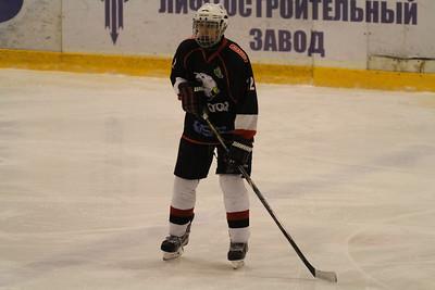 Трактор-1999 (Челябинск) - Юность-1999 (Екатеринбург) 10:3. 27 сентября 2015