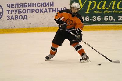 Трактор-1999 (Челябинск) – Молот-1999 (Пермь) 14:4. 9 ноября 2013