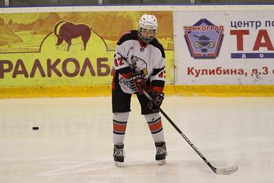 Трактор-1999 (Челябинск) - Белые Медведи-1999 (Челябинск) 5:4. 13 сентября 2014