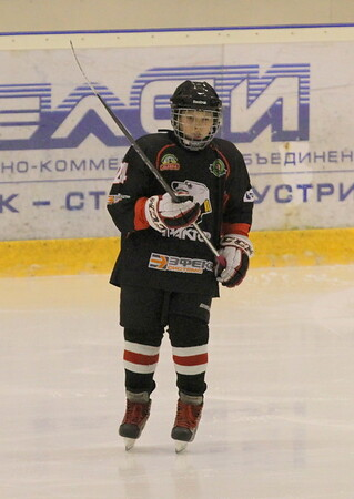 Трактор-2000 (Челябинск) - Авангард-2000 (Омск) 6:1. 9 декабря 2012