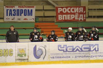 Трактор-2000 (Челябинск) - Молот-2000 (Пермь) 5:1. 2 февраля 2013