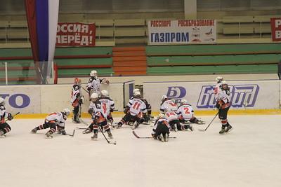 Трактор-2000 (Челябинск) - Белые Медведи-2000 (Челябинск) 8:0. 3 марта 2013