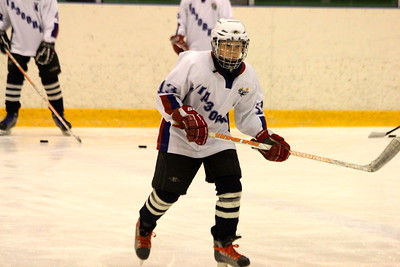 Трактор-2000 (Челябинск) - Газовик-2000 (Челябинск) 4:3Б. 3 апреля 2012. Чемпионат России по хоккею, детский хоккей, фотографии, 74hockey.ru