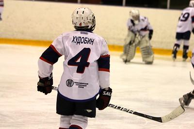 Трактор-2000 (Челябинск) - Сибирь-2000 (Новосибирск) 8:2. 15 апреля 2012