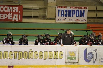Трактор-2000 (Челябинск) - Рубин-2000 (Тюмень) 15:3. 17 ноября 2012