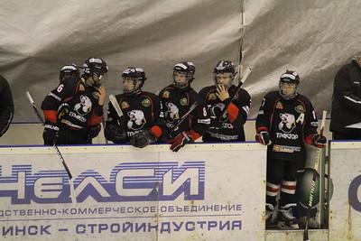 Трактор-2000 (Челябинск) - Автомобилист-2000 (Екатеринбург) 10:1. 23 февраля 2014