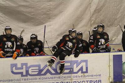 Трактор-2000 (Челябинск) - Молот-2000 (Пермь) 6:4. 11 января 2014