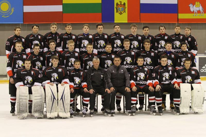 В подмосковном Дмитрове завершились финальные игры Первенства России среди команд 2000-го года рождения.