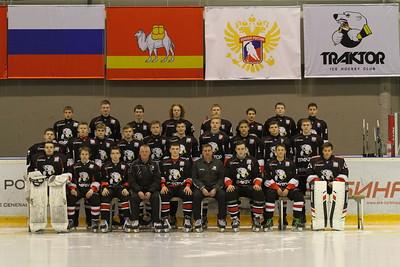 Команда Трактор 2000-го года рождения будет представлять Уральский регион в финале чемпионата России, который пройдёт в Уфе с 26 апреля по 2 мая 2016 года.