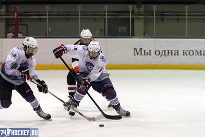 Трактор-2000 (Челябинск) - Школа Макарова-2000 (Челябинск) 5:0. 9 января 2015