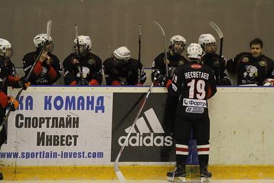 Трактор-2000 (Челябинск) - Школа Макарова-2000 (Челябинск) 11:0. 10 января 2015