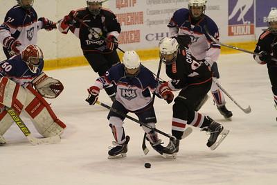 Команда Трактор 2000-го года рождения во второй раз обыграла Южный Урал из Орска в чемпионате России.