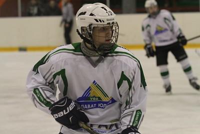 Трактор-2000 (Челябинск) - Салават Юлаев-2000 (Уфа) 5:2. 7 февраля 2015