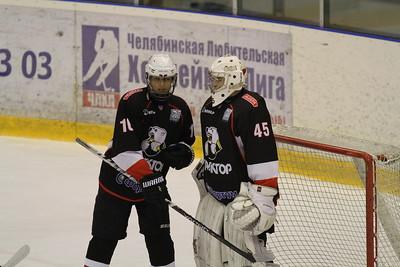 Трактор-2000 (Челябинск) - Югра-Юкиор-2000 (Ханты-Мансийск) 2:0. 16 января 2016