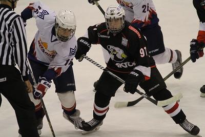 Команда Трактор 2000-го года рождения обыграла магнитогорский Металлург со счётом 6:3 в матче чемпионата России.