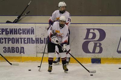 Трактор-2000 (Челябинск) - Металлург-2000 (Магнитогорск) 6:3. 5 декабря 2015