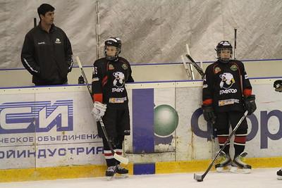 Трактор-2000 (Челябинск) - Югра-2000 (Ханты-Мансийск) 13:0. 7 декабря 2013