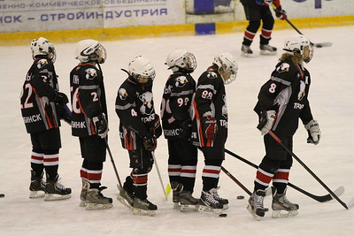 Трактор-2001 (Челябинск) - Локомотив-2001 (Ярославль) 3:5. 13 апреля 2013