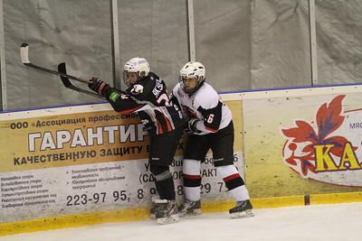 Трактор-2001 (Челябинск) - Автомобилист-2001 (Екатеринбург) 12:4. 23 февраля 2014