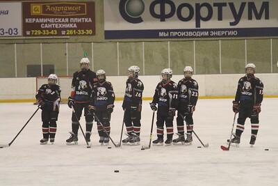 Трактор-2001 (Челябинск) - Молот-2001 (Пермь) 6:1. 11 января 2014
