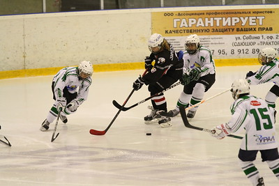 Трактор-2001 (Челябинск) - Салават Юлаев-2001 (Уфа) 9:2. 2 ноября 2013