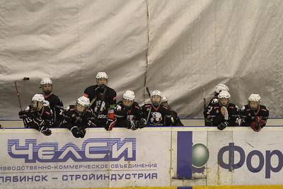 Трактор-2001 (Челябинск) - Сигнал-2001 (Челябинск) 4:1. 9 марта 2014