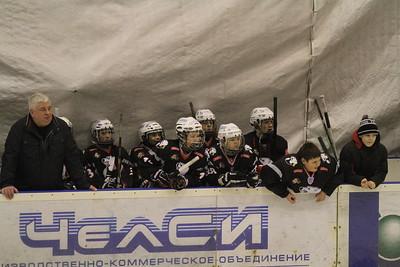 Трактор-2001 (Челябинск) - Сигнал-2001 (Челябинск) 6:3. 4 марта 2014