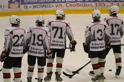 Трактор-2001 (Челябинск) - Тюменский Легион-2001 (Тюмень) 7:2