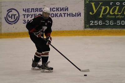 Трактор-2001 (Челябинск) - Югра-Юкиор-2001 (Ханты-Мансийск) 3:4 ОТ. 16 января 2016