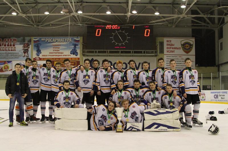 В Челябинске завершился Кубок Фортума, который проходил в течение пяти дней в ледовом дворце Трактор.