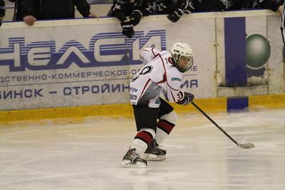 Трактор-2001 (Челябинск) - Тюменский Легион-2001 (Тюмень) 5:3. 23 марта 2014