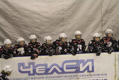 Трактор-2001 (Челябинск) - Югра-2001 (Ханты-Мансийск) 8:2. 7 декабря 2013